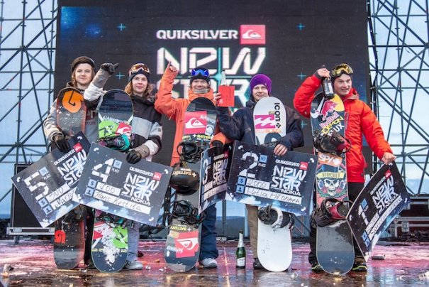 Quiksilver New Star by Nokia - №14