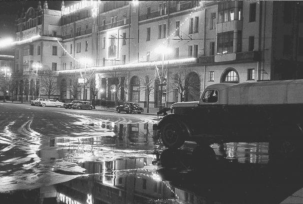 Гостиница «Метрополь». 1959.