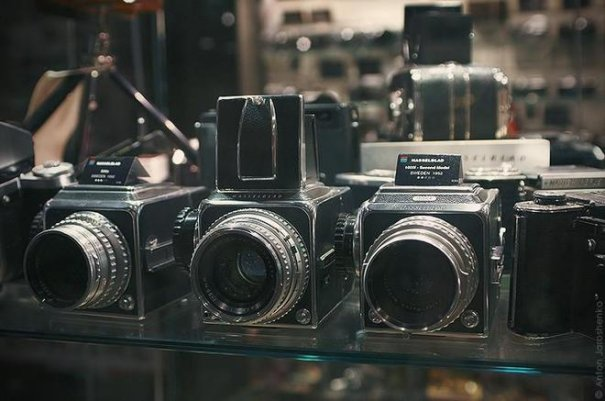 Настоящий музей фотографии. Кто хочет посетить? - №19