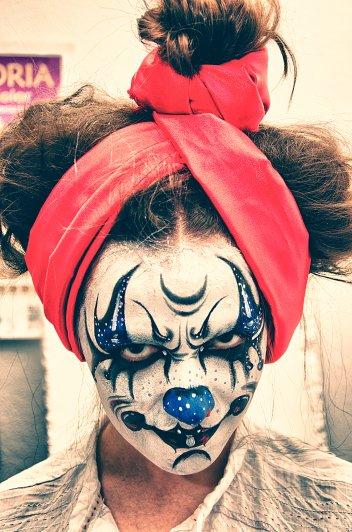 Злобный клоун