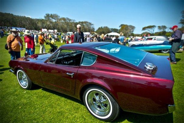 Выставка старинных автомобилей Amelia Island Concours d'Elegance - №5