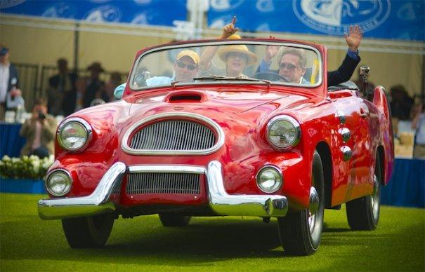 Выставка старинных автомобилей Amelia Island Concours d'Elegance - №7