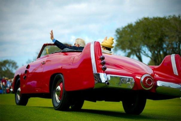Выставка старинных автомобилей Amelia Island Concours d'Elegance - №8