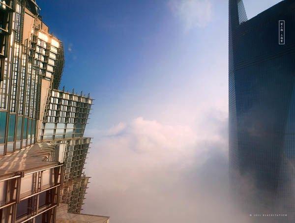 Заоблачный Шанхай - №2