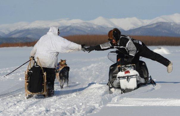 Bill Roth/Anchorage Daily News via Associated Press
