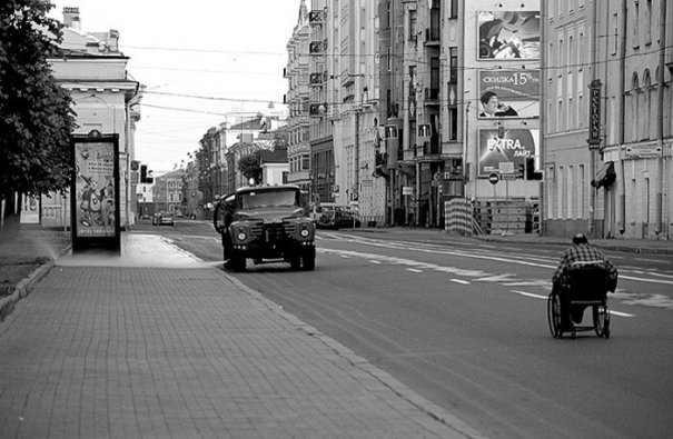 Разные моменты жизни в репортажах Несмеянова Дениса - №18