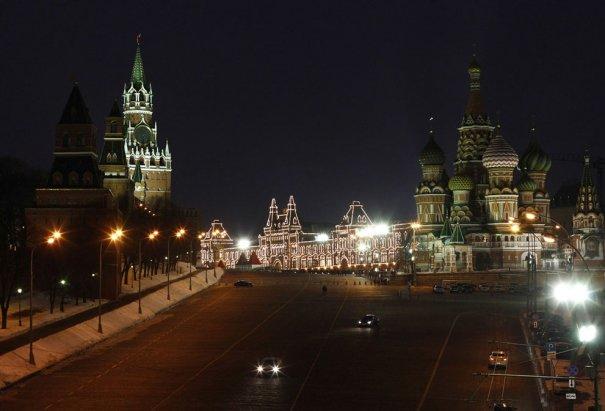 Reuters/Mikhail Voskresensky