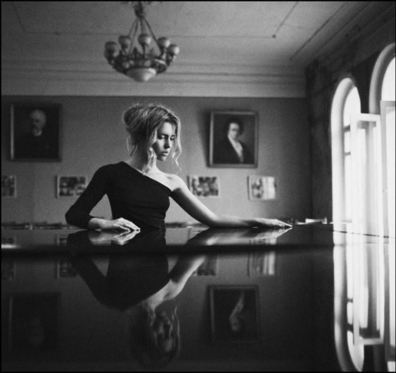 25 портфолио fine art фотографов - №2