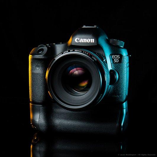 Интересные функции Canon EOS 5D Mark III - №1