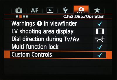 Интересные функции Canon EOS 5D Mark III - №2