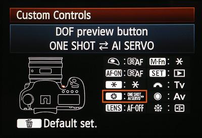 Интересные функции Canon EOS 5D Mark III - №3