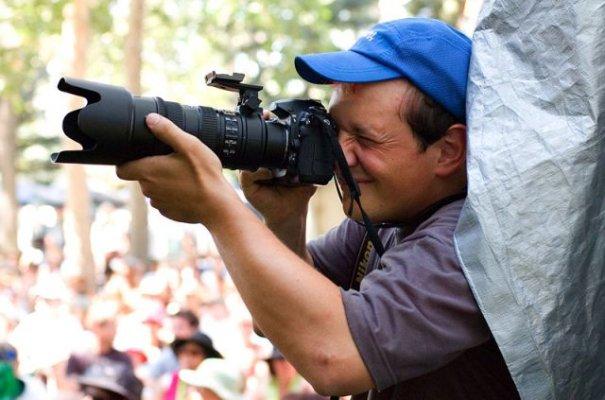 Профи фотограф