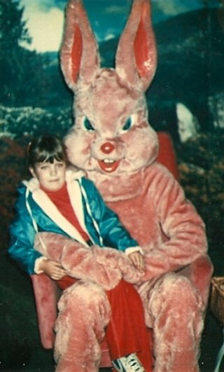 Фото юмор. Самые ужасные и смешные пасхальные кролики - №4