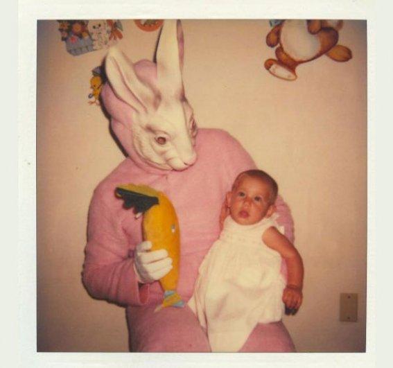 Фото юмор. Самые ужасные и смешные пасхальные кролики - №5