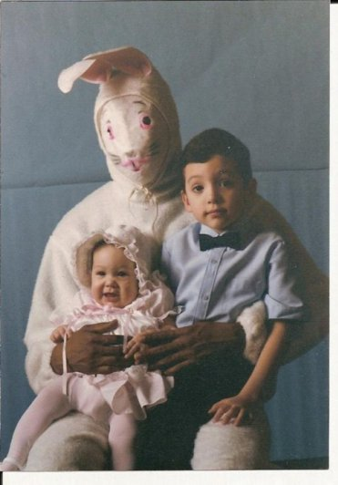 Фото юмор. Самые ужасные и смешные пасхальные кролики - №7