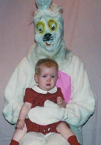 Фото юмор. Самые ужасные и смешные пасхальные кролики - №8