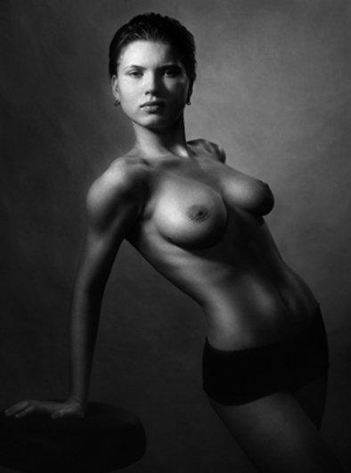 Константин Краснобаев. Взгляд мастера на красивые портреты - №5