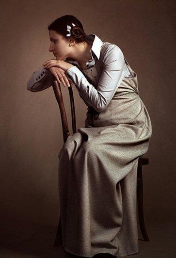 Константин Краснобаев. Взгляд мастера на красивые портреты - №7