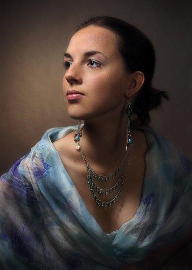 красивые портреты девушек