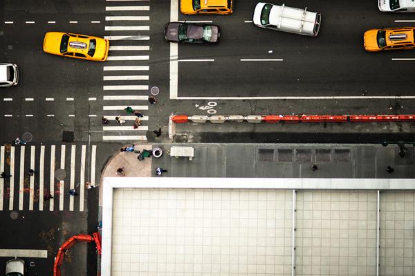 Нью-Йорк фотографа Navid Baraty - №8
