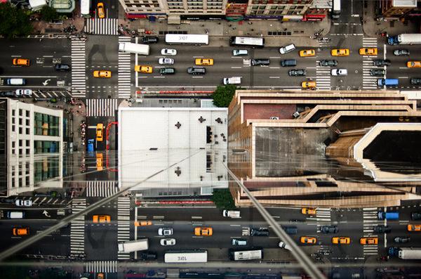 Нью-Йорк фотографа Navid Baraty - №9