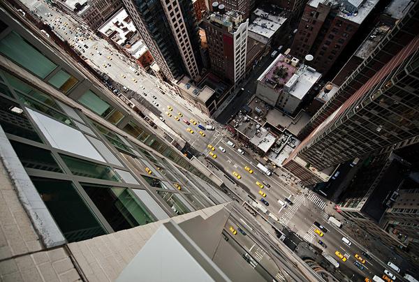Нью-Йорк фотографа Navid Baraty - №10
