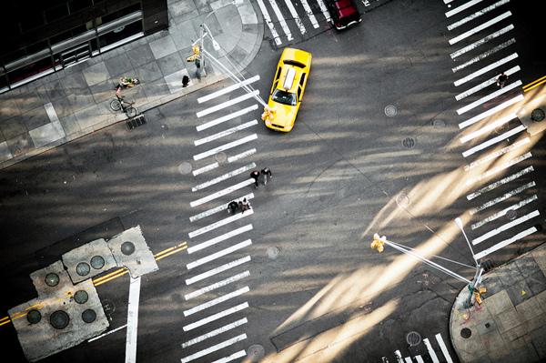 Нью-Йорк фотографа Navid Baraty - №11