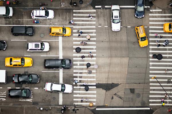 Нью-Йорк фотографа Navid Baraty - №12
