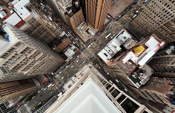 Нью-Йорк фотографа Navid Baraty - №13
