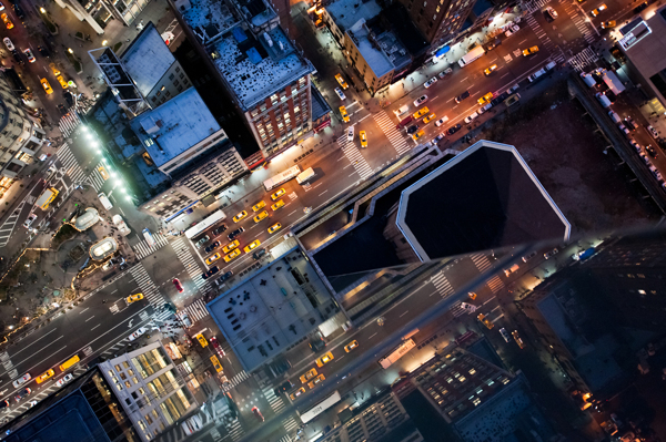 Нью-Йорк фотографа Navid Baraty - №14