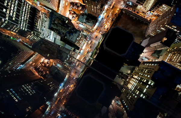 Нью-Йорк фотографа Navid Baraty - №15