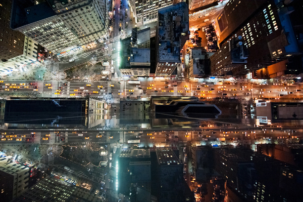 Нью-Йорк фотографа Navid Baraty - №16