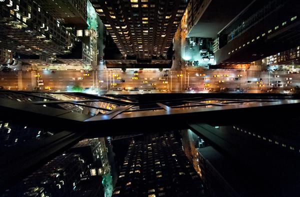 Нью-Йорк фотографа Navid Baraty - №17