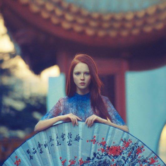 Волшебные фото на пленке Олега Оприско - №3