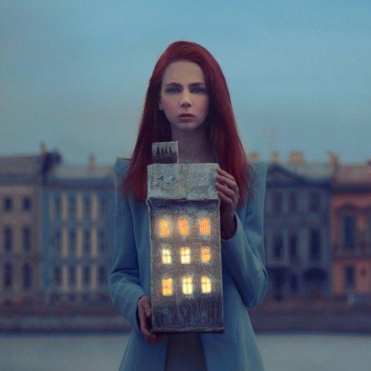 Волшебные фото на пленке Олега Оприско - №7