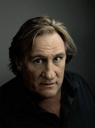 Жерара Депардье (Gérard Depardieu)