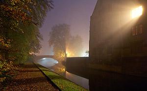 Уроки фотографии: съемка в тумане - №8