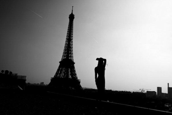 черно-белые фотосессии людей 1
