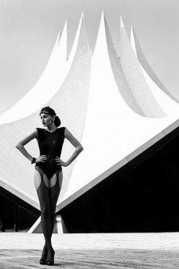 черно-белые фотосессии людей 7