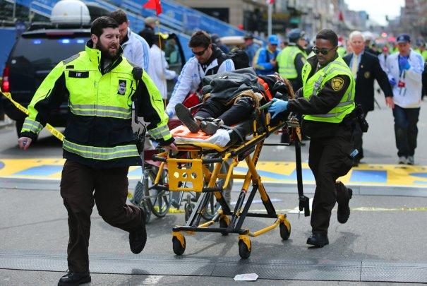 взрыв в бостоне