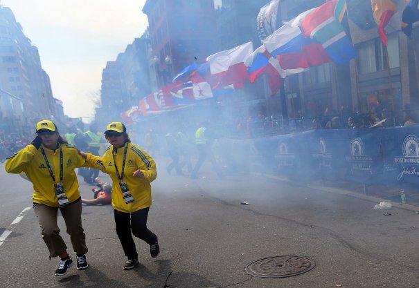 Взрывы во время Бостонского марафона - №7