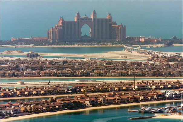 Прогулка по крышам города Дубай - №3
