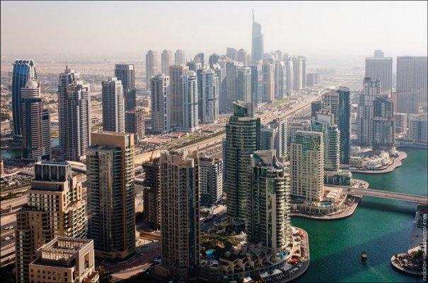 Прогулка по крышам города Дубай - №8