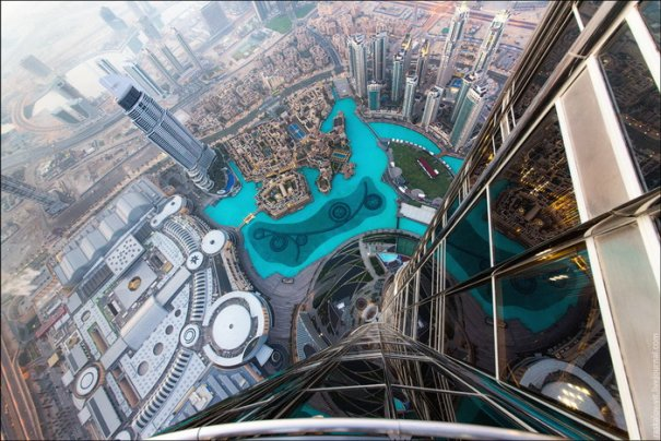 город Дубай фото