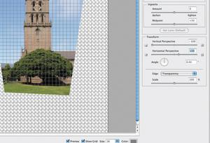 Урок Фотошопа. Фильтр Lens Correction - №5