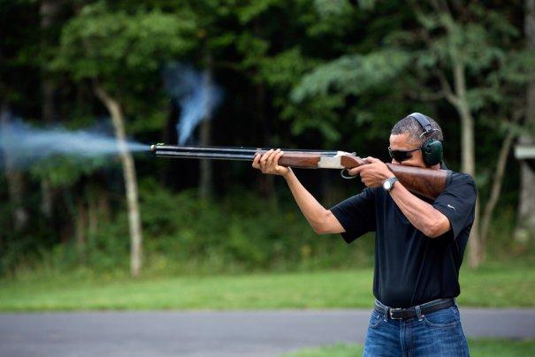 Pete Souza/The White House