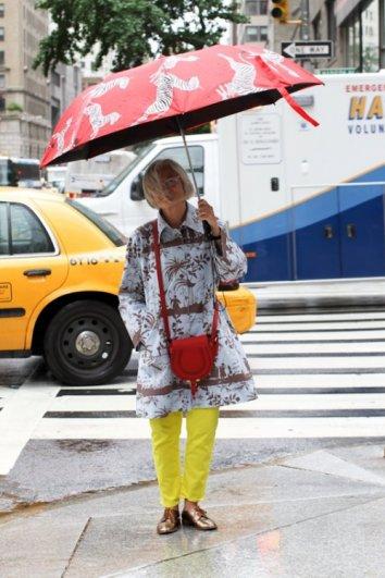 Стильные пожилые люди Нью-Йорка - №6