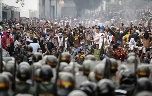 Reuters/Christian Veron
