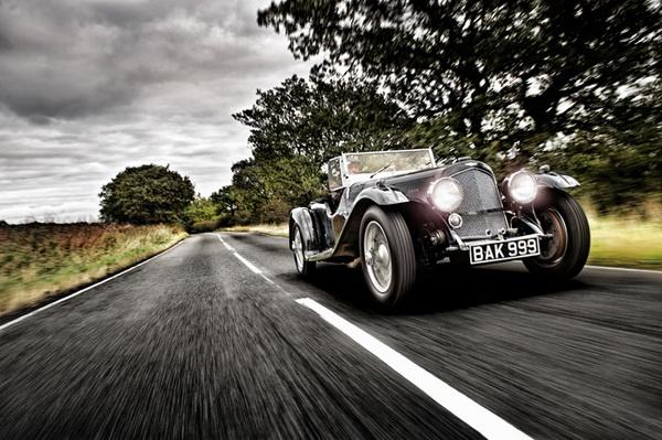 Живые фото автомобилей от Тима Уоласа - №1