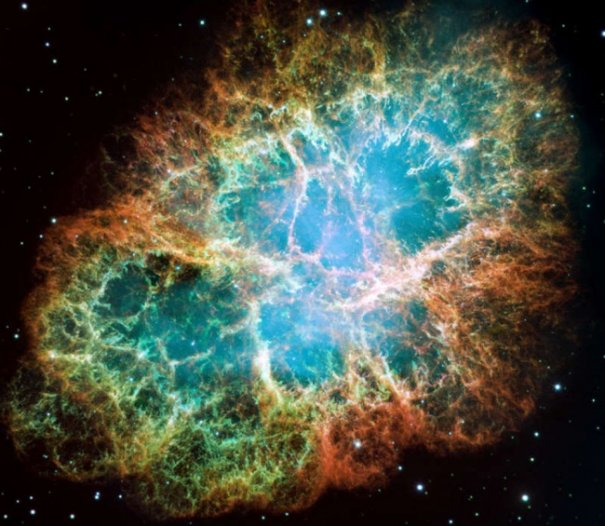 ТОП фото - 30 лучших фотографий телескопа Хаббл - №10